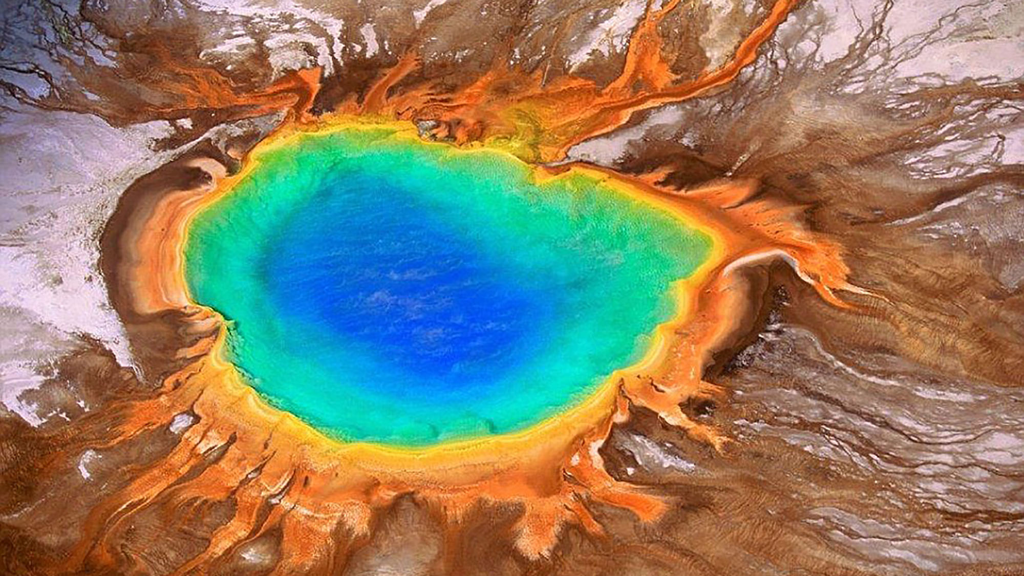 The most bizarre natural attractions on earth
