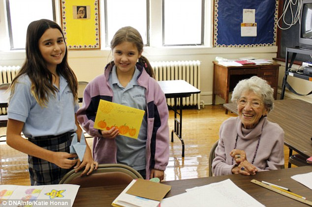 100-year-old maths teacher still working at the same school she attended in the 1920s