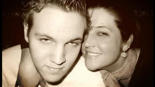 Ben And Lisa Marie Presley