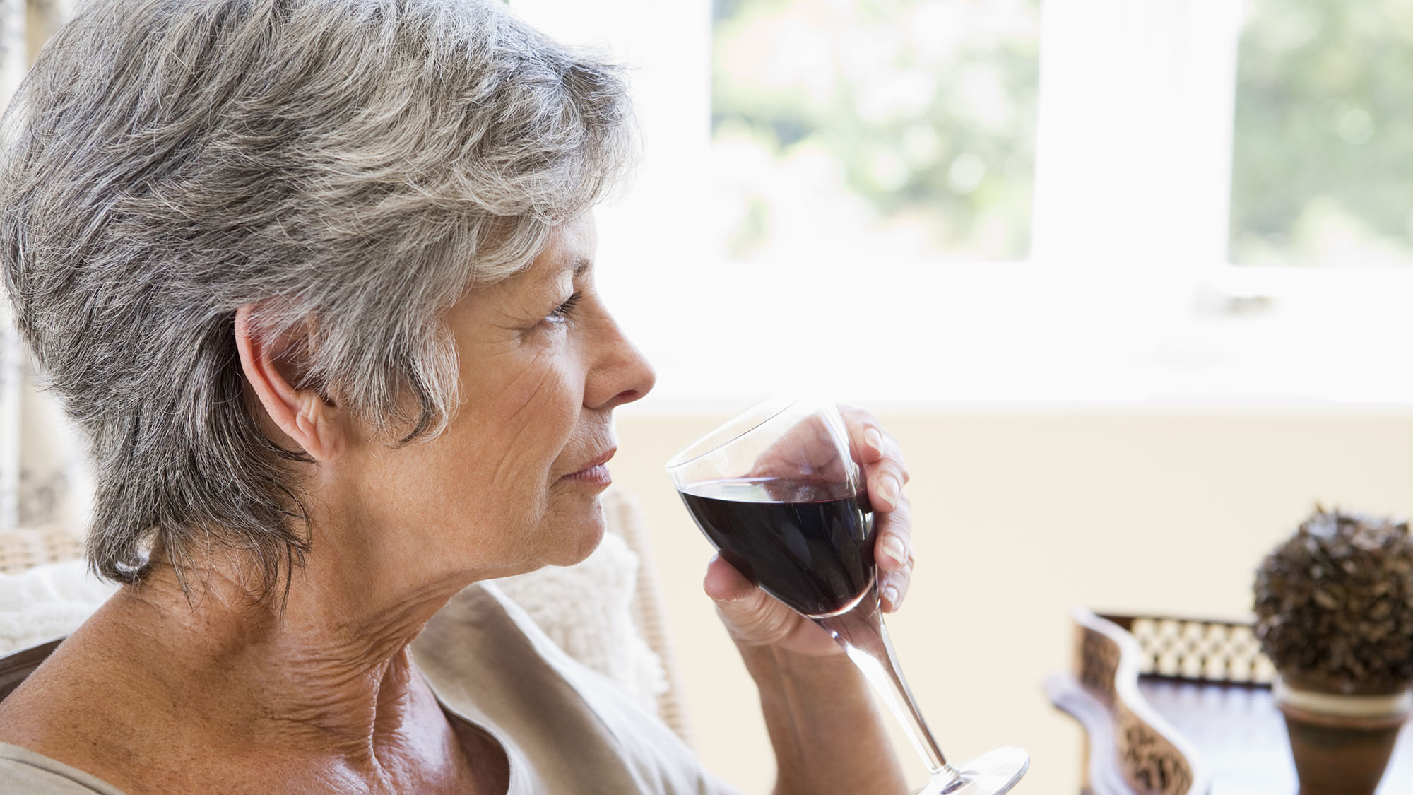 Can red wine help prevent hearing problems?