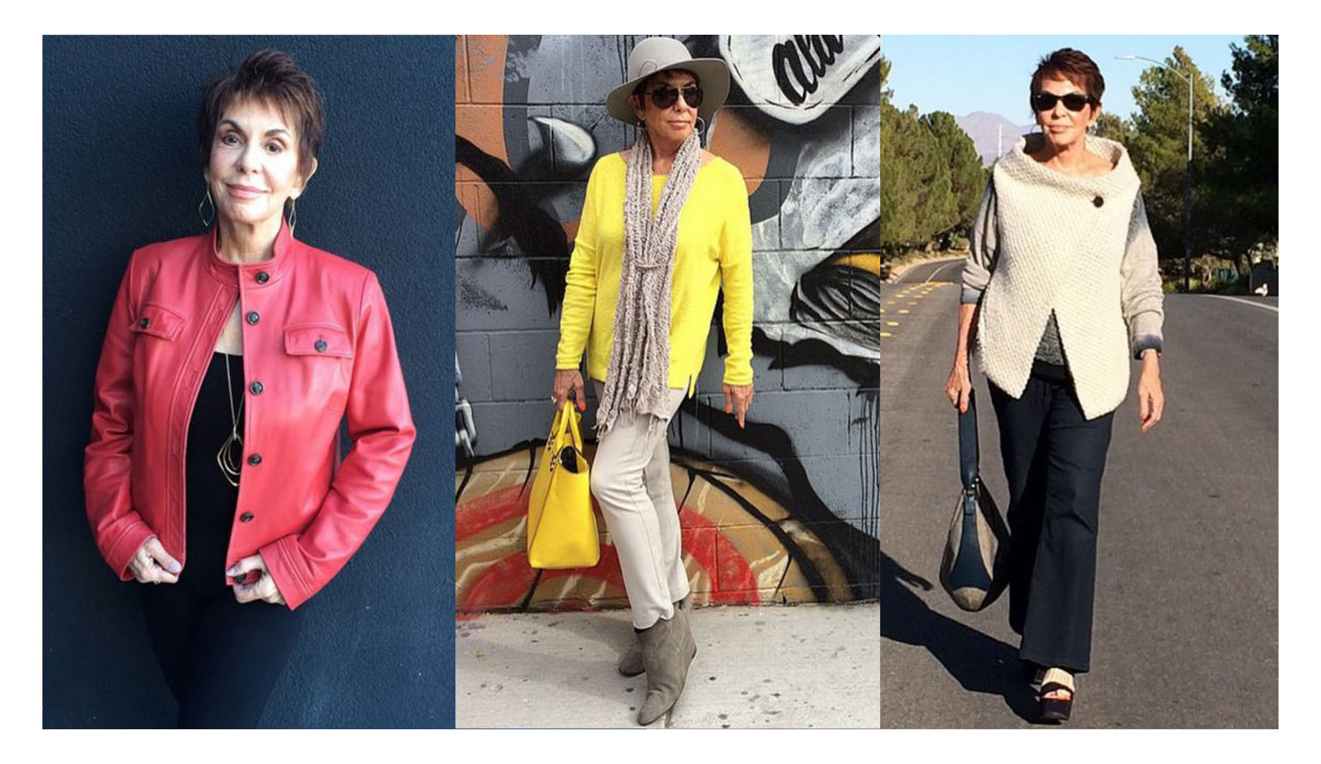 This 80-year-old fashion blogger is rewriting the rule book