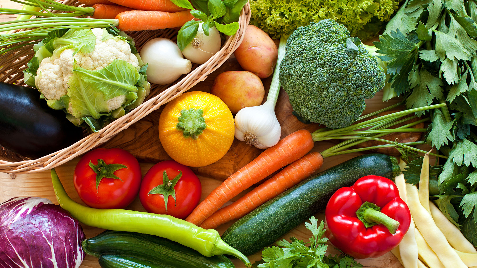 How to you get the most nutrients from your vegetables