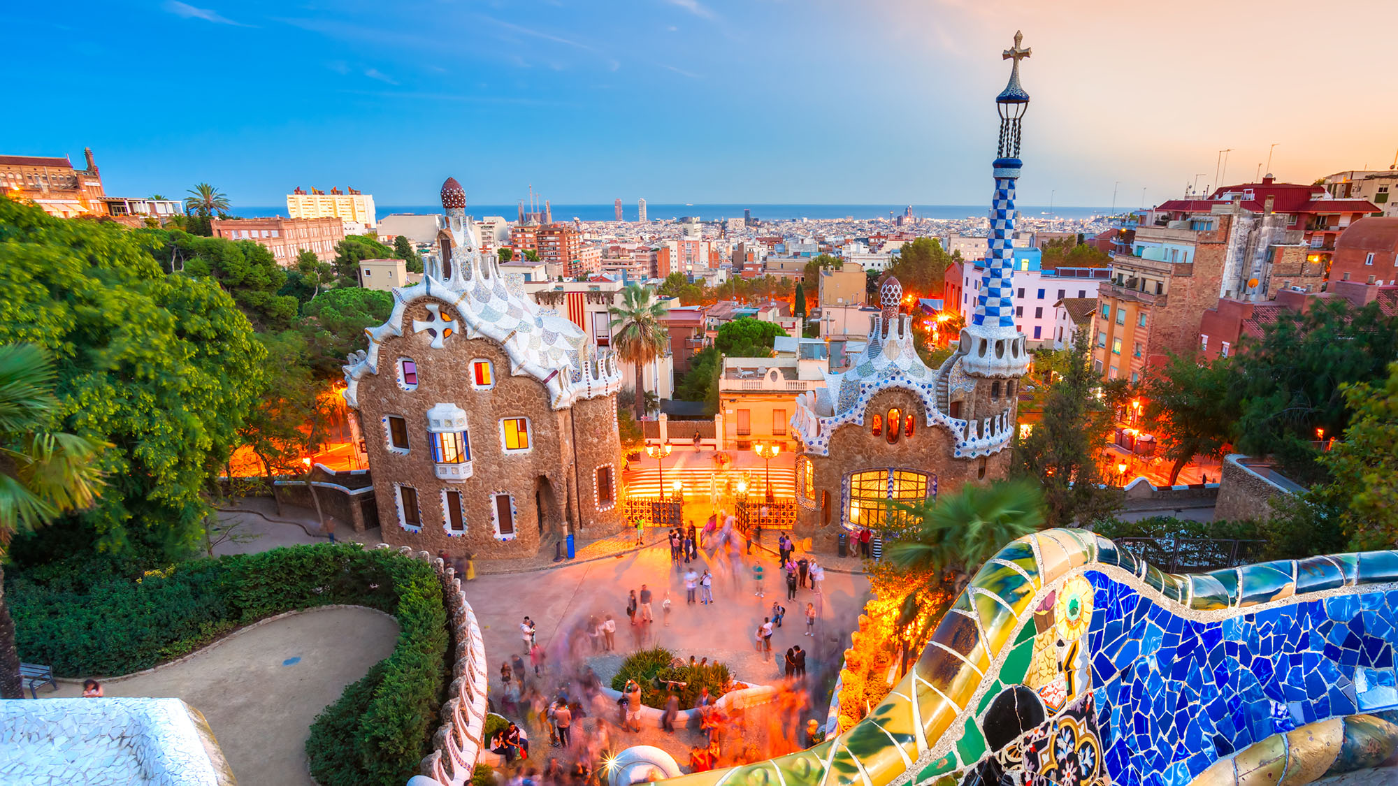 Top 10 tourist-friendly countries