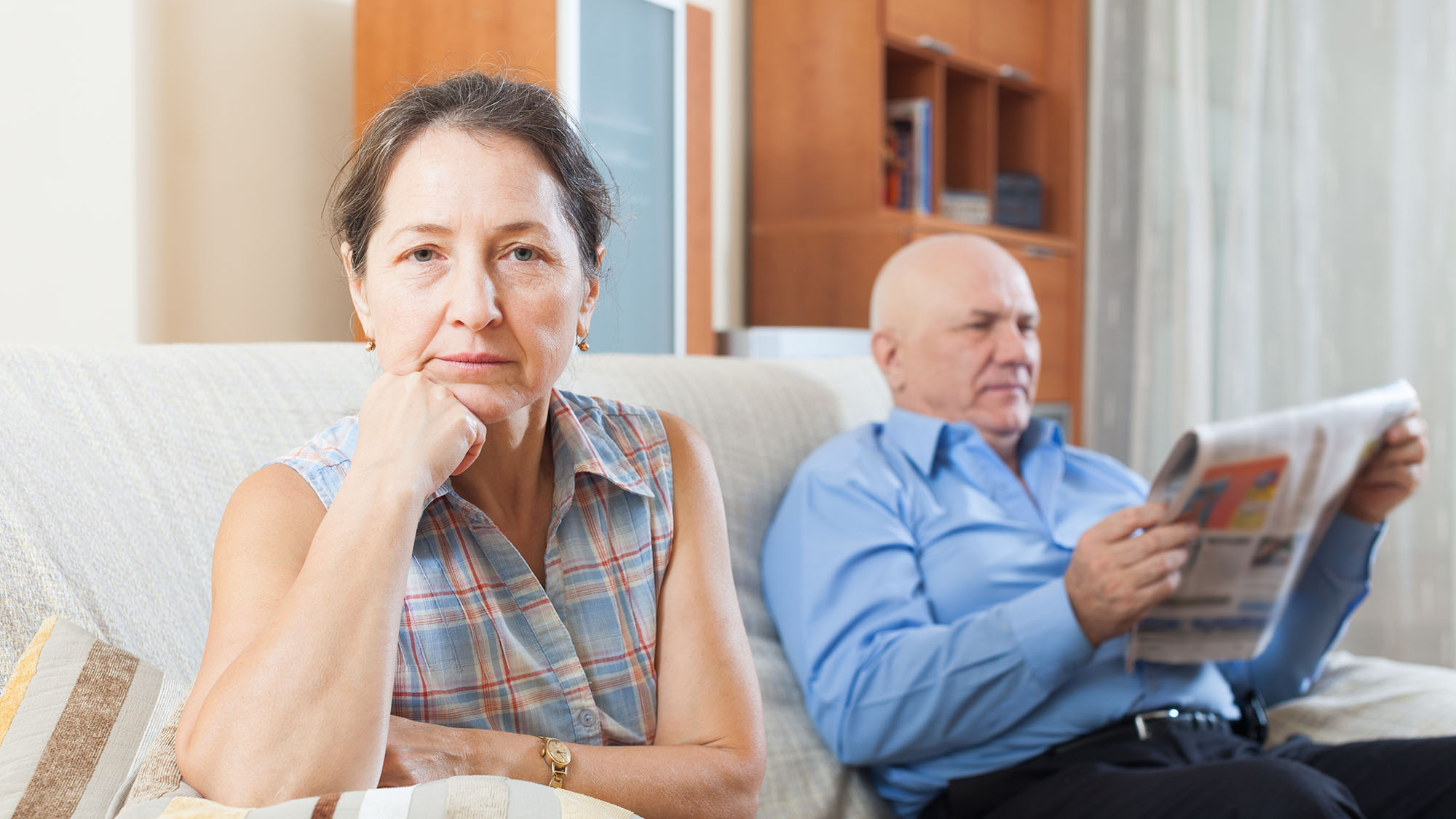 What to do when your partner won't acknowledge their hearing loss