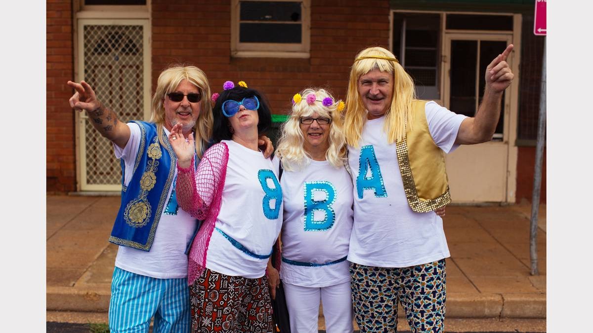How an ABBA festival helped save a small Aussie town from disappearing