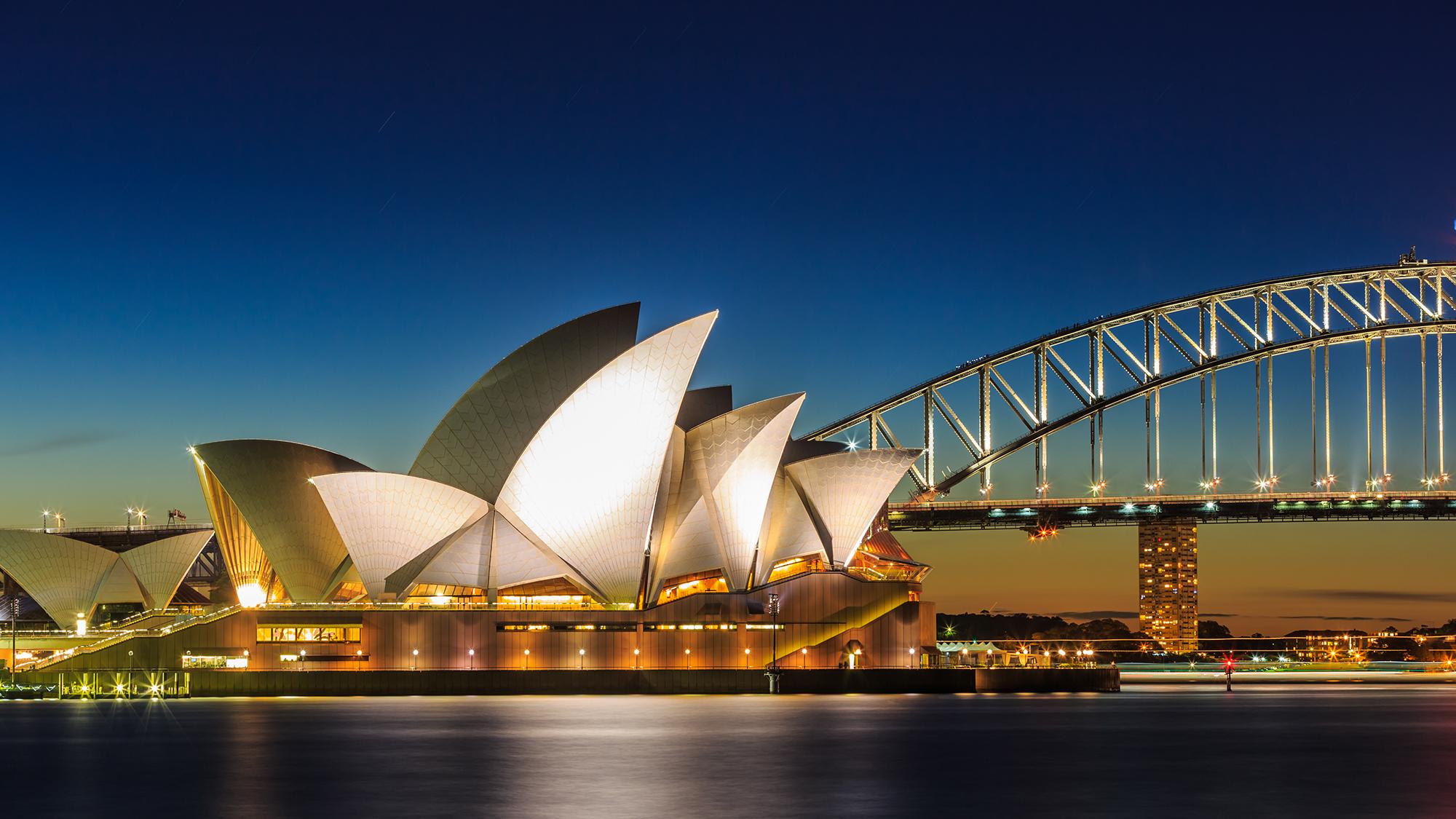 The top 10 Australian landmarks