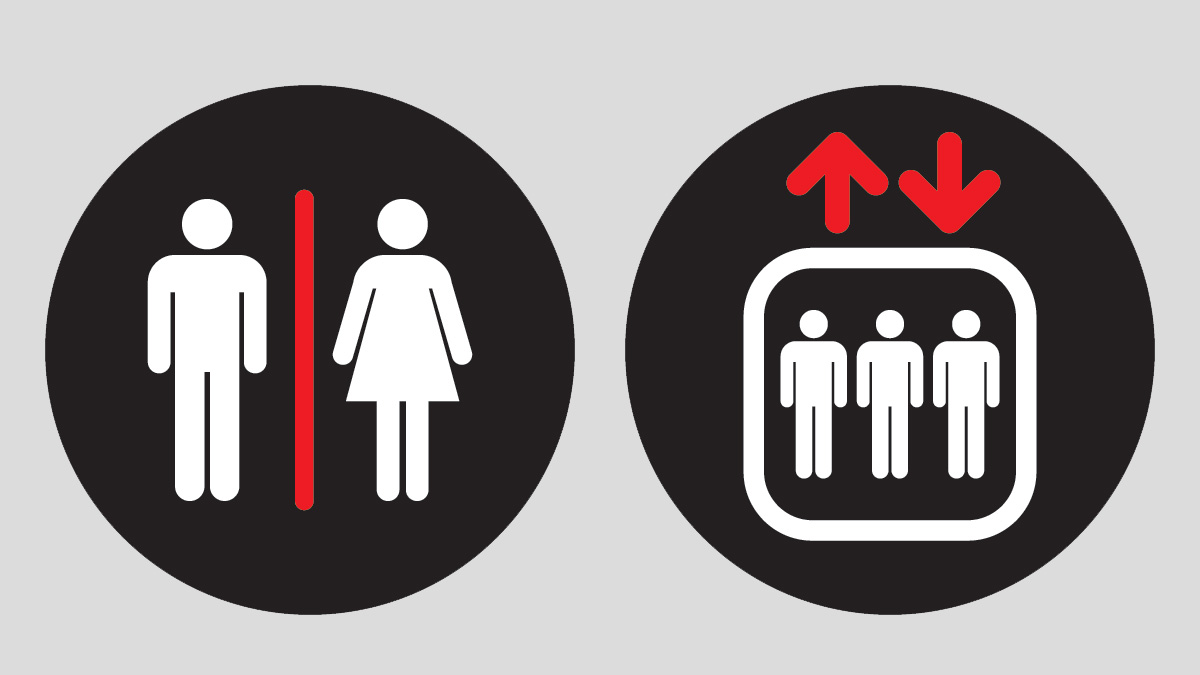 Why is Japan thinking about putting toilets in elevators?