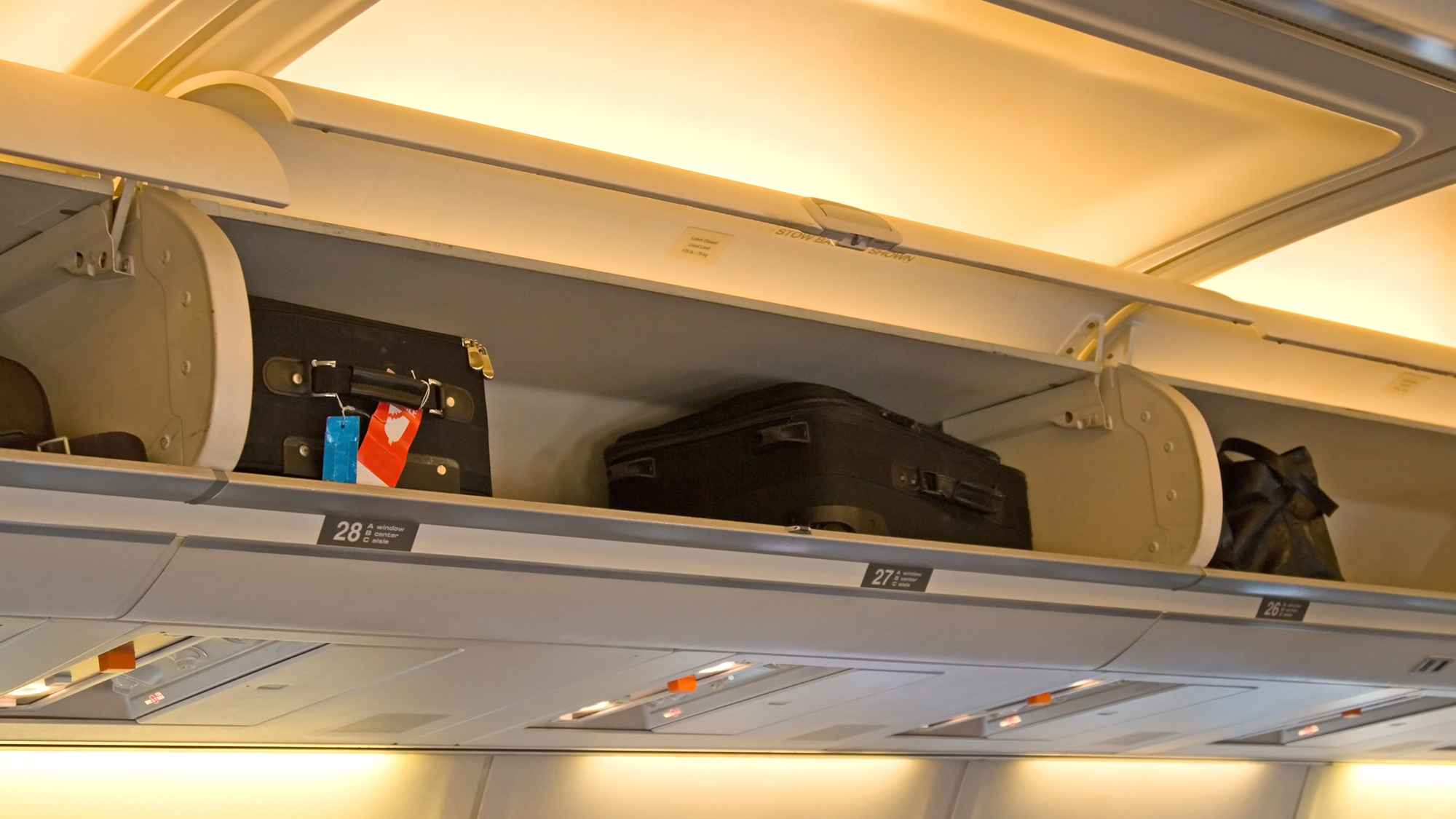 Airlines want to make carry-on bags even smaller