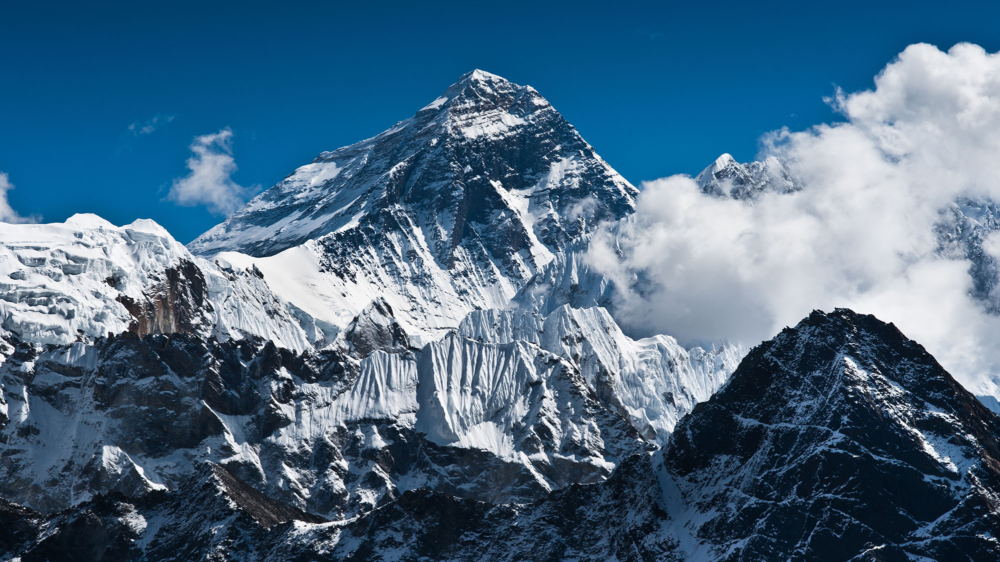 Mount Everest has shifted since Nepal earthquake