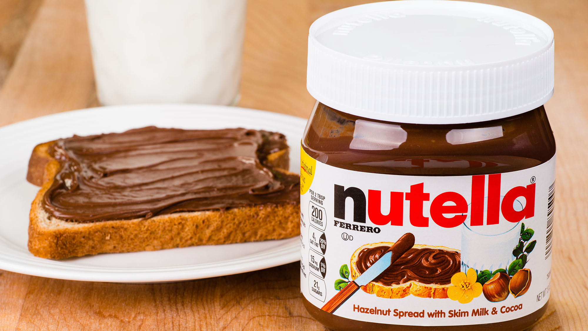 France asks people to stop eating Nutella because of deforestation