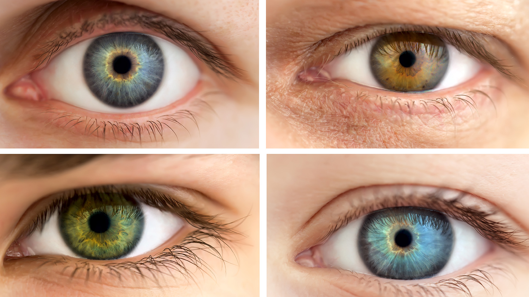 5 things your eye colour says about your health