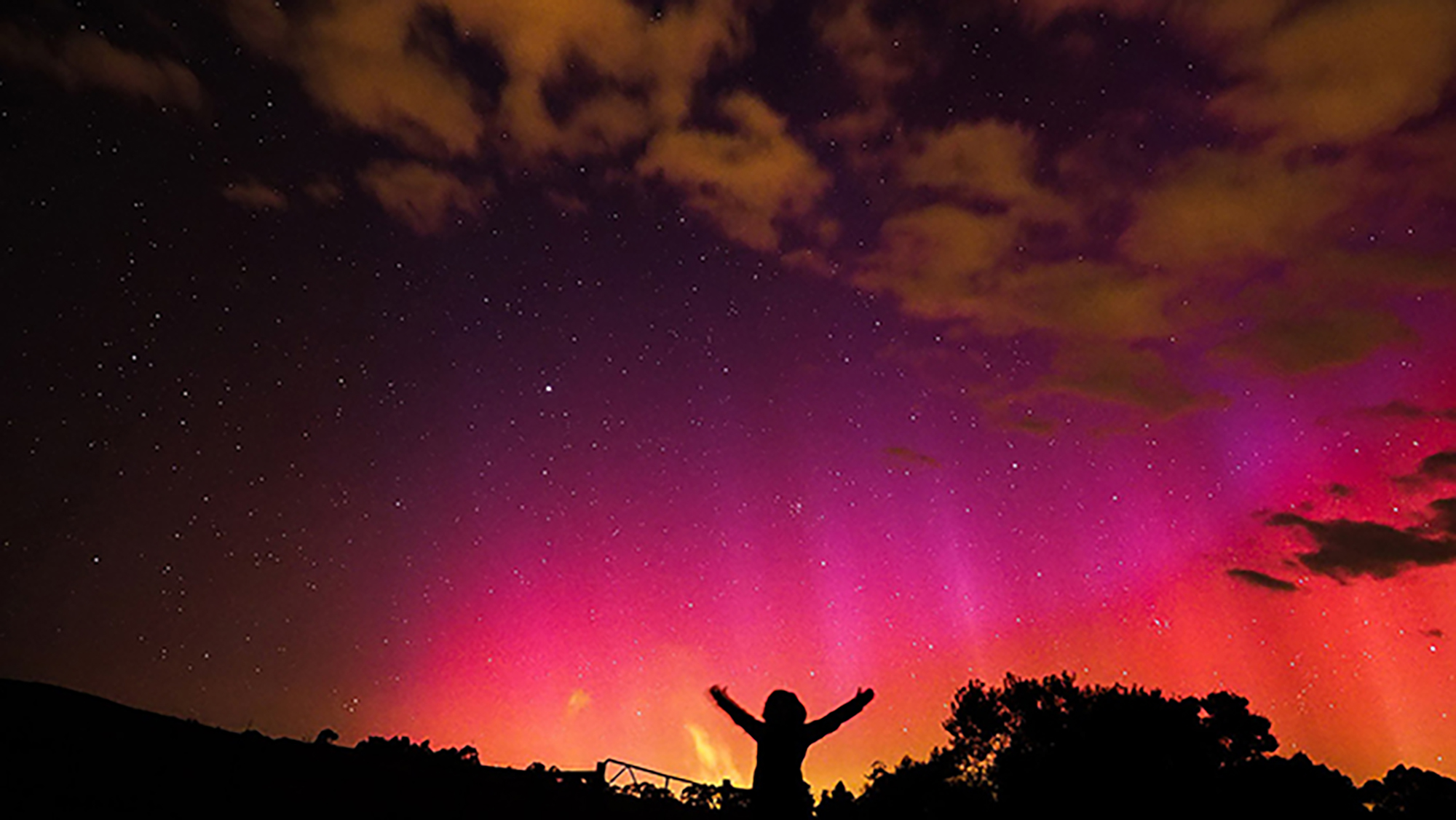 In pictures: breathtaking photos of the Aurora Australis