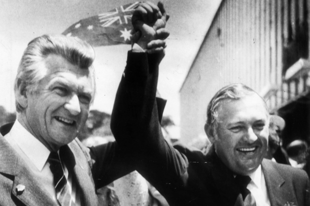 Alan Bond's life set to be turned into miniseries for Aussie TV