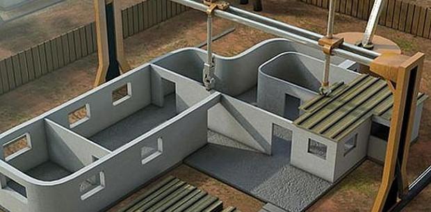 Australians may soon be living in 3D printed houses