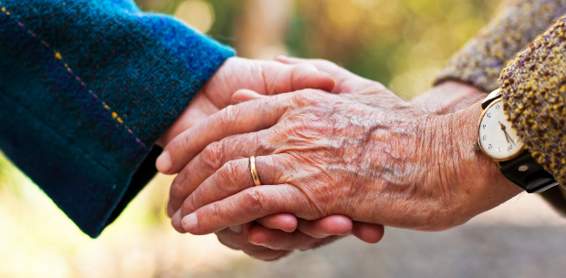 Couple married 75 years die in each other's arms