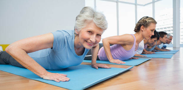 5 ways pilates can keep you young