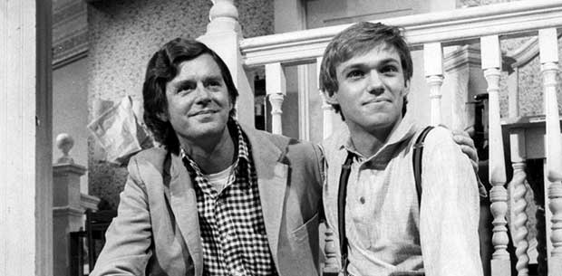 """The real life family who inspired """"The Waltons"""""""