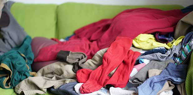 The ultimate guide to laundry while travelling