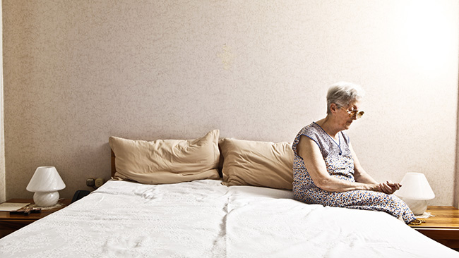 Most elder abuse by family of victim