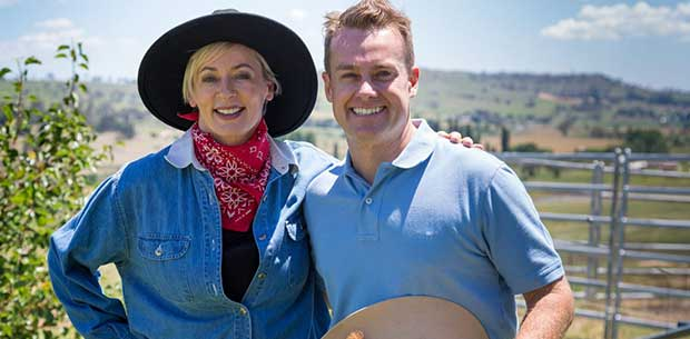 Inside Grant Denyer's sprawling 27-acre country estate