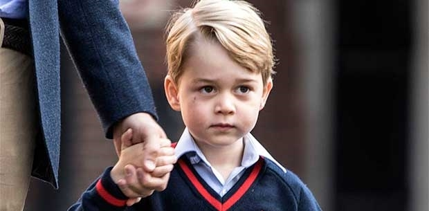 How Prince George will be spending his 6th birthday