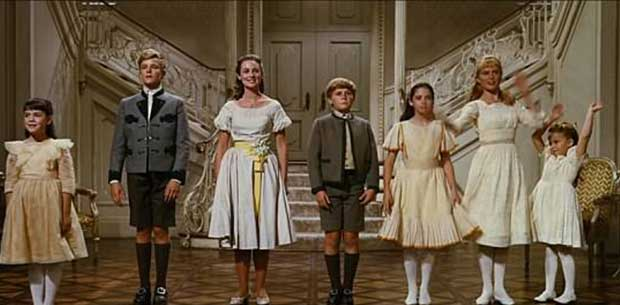 Have you ever spotted this mistake in The Sound of Music?