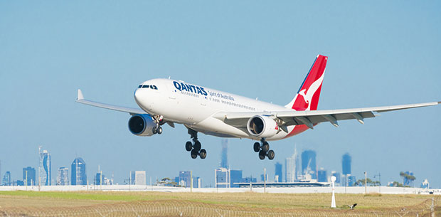 Measles alert: Fears Qantas flight could be infected
