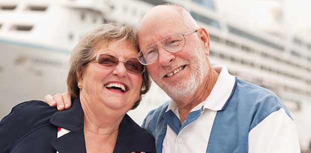 3 very good reasons to try a senior singles cruise