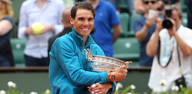 You Won T Believe How Much Rafael Nadal S French Open Watch Cost Oversixty