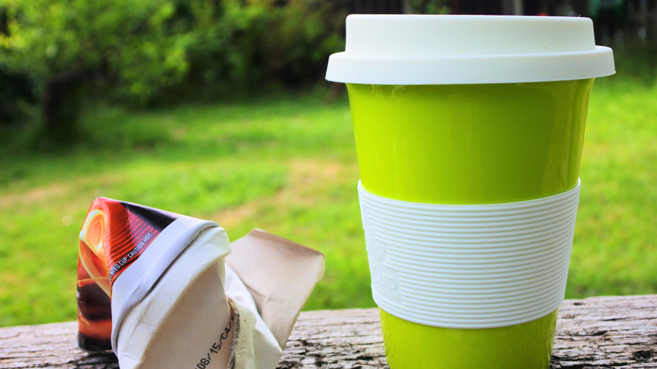 Bring your own coffee cup at these cafes – and save 50c!