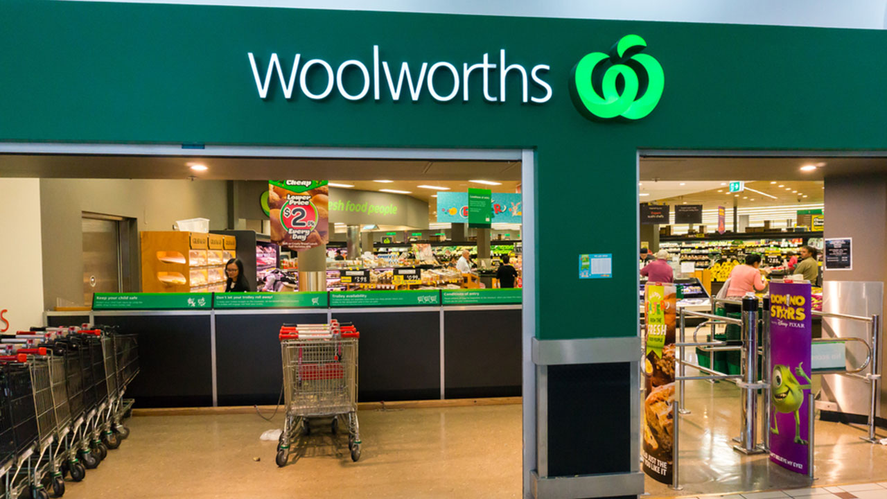 """""""It's not far off"""": Woolies forecasts big checkout change"""