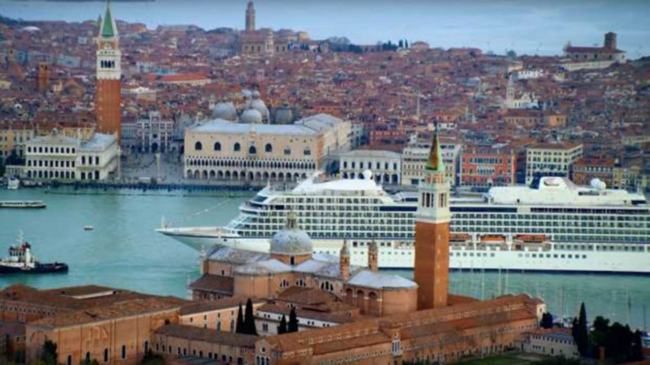 World's longest cruise set to visit 59 countries in 245 days