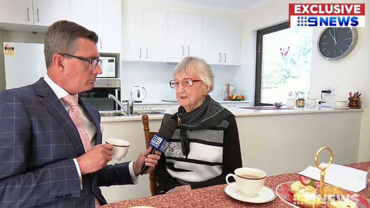 War widow kicked out of home after 20 years