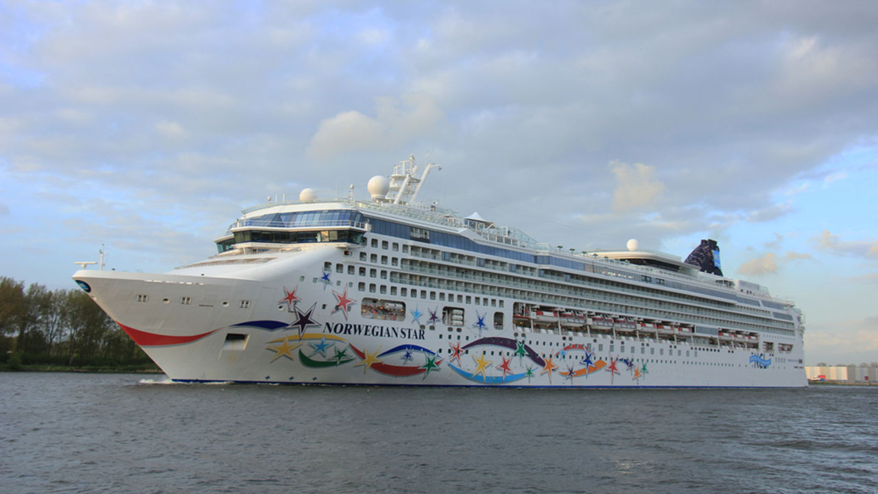 """10 hours lost at sea: Woman """"lucky to be alive"""" after falling from cruise ship"""