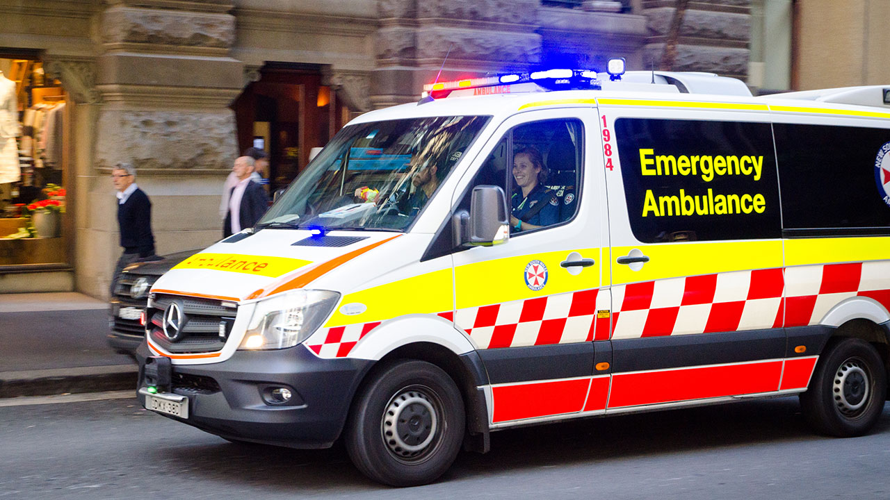 Here's how much it really costs to call an ambulance in Australia