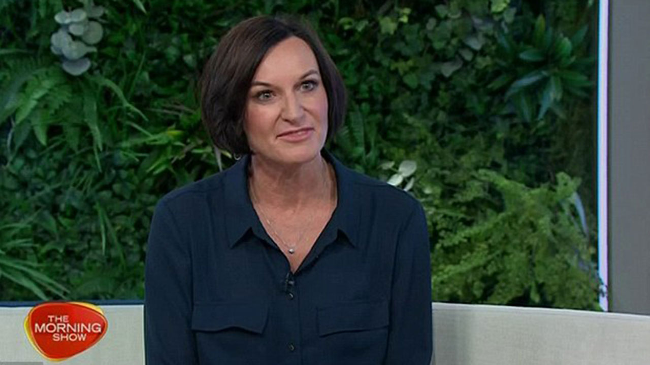 Cassandra Thorburn opens up about divorce from Karl Stefanovic in first TV interview