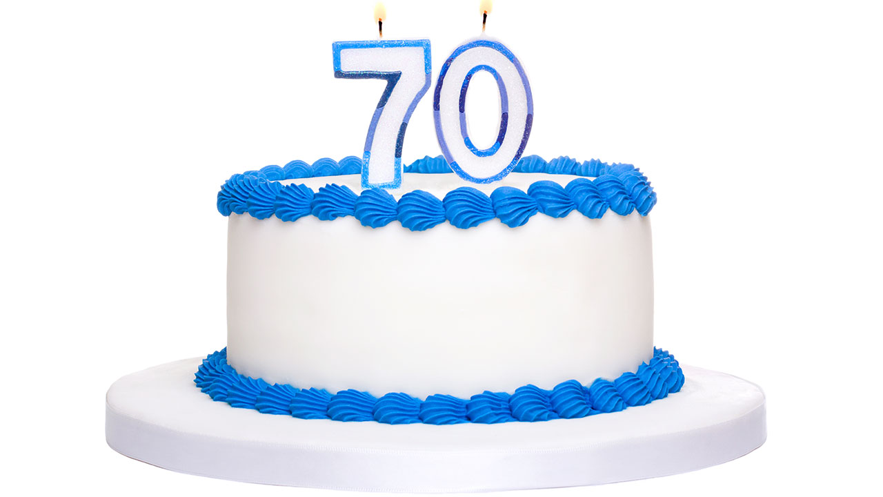 Why turning 70 really p*ssed me off
