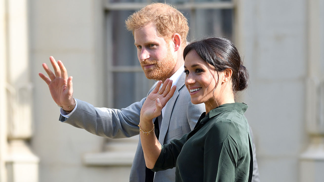Another royal is heading Down Under this month