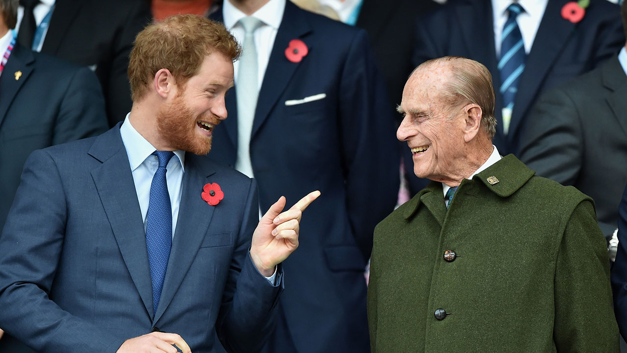 What Prince Philip is really like as a grandfather