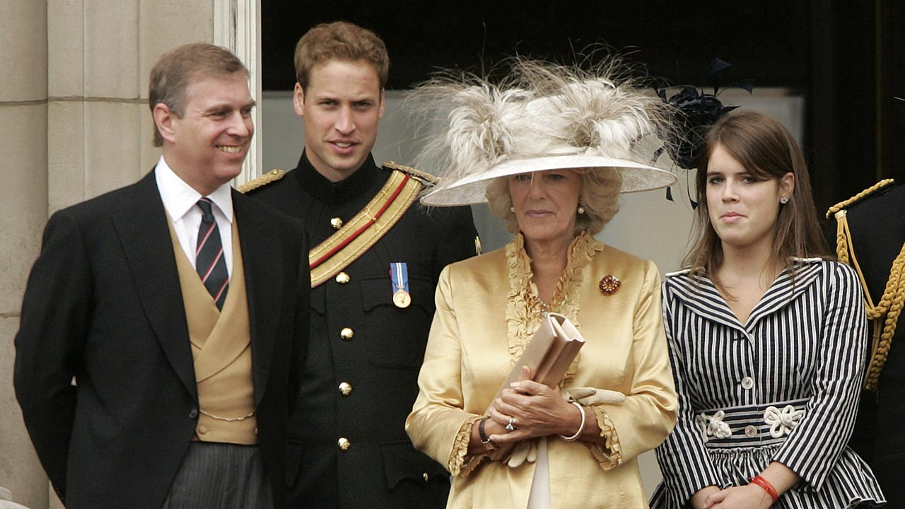 Why Camilla will be missing from Princess Eugenie's wedding