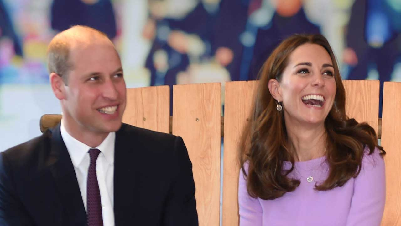 """Prince William teases Duchess Kate: """"Pretty much ruined it"""""""