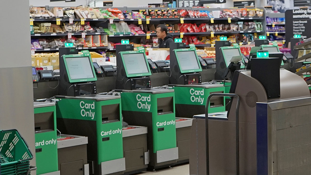 The major change coming to Woolworths' self-serve checkouts