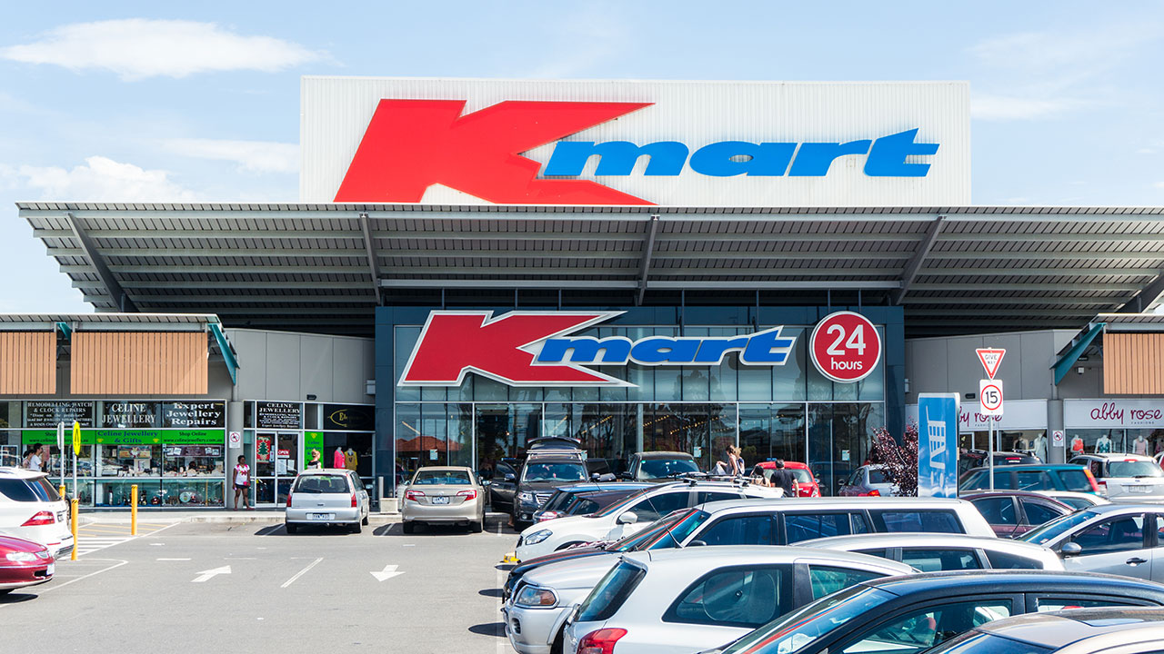 Kmart excites shoppers with $39 storage solution