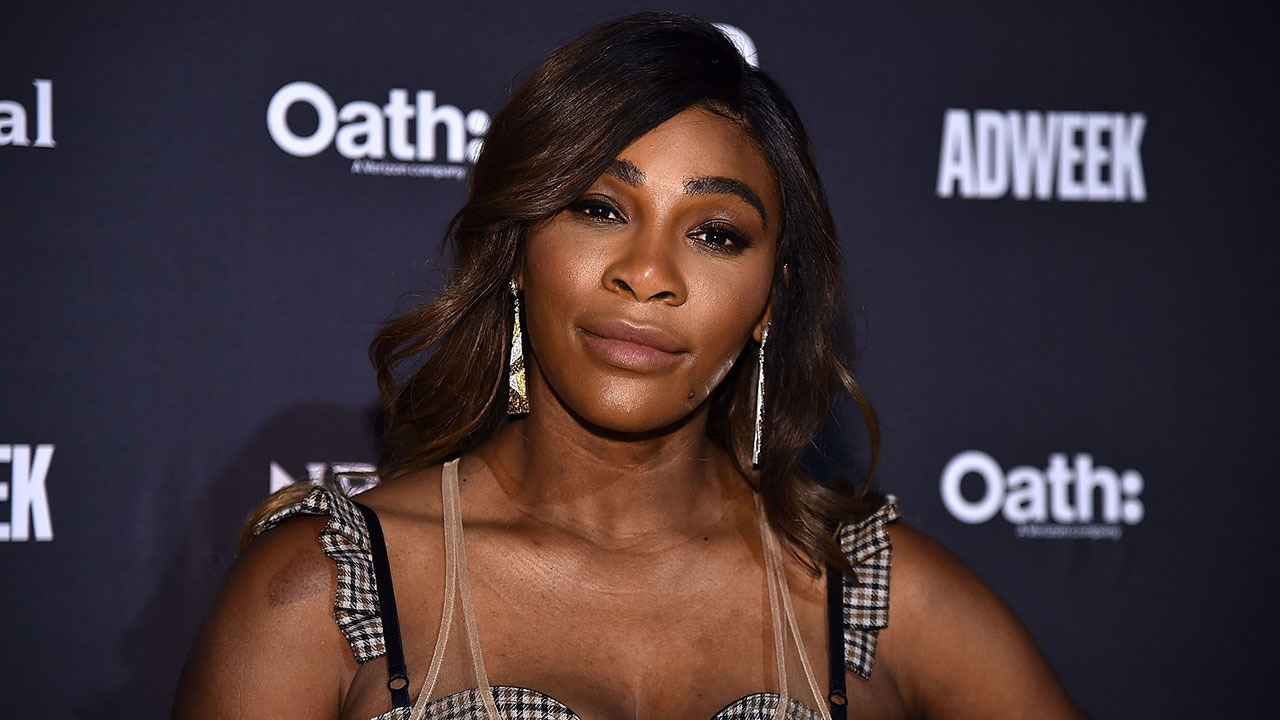 Serena Williams turns heads on the red carpet