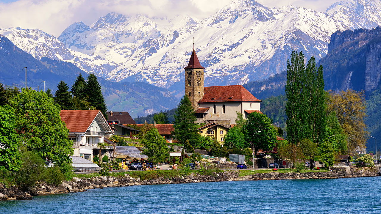 Why you need to go to Switzerland