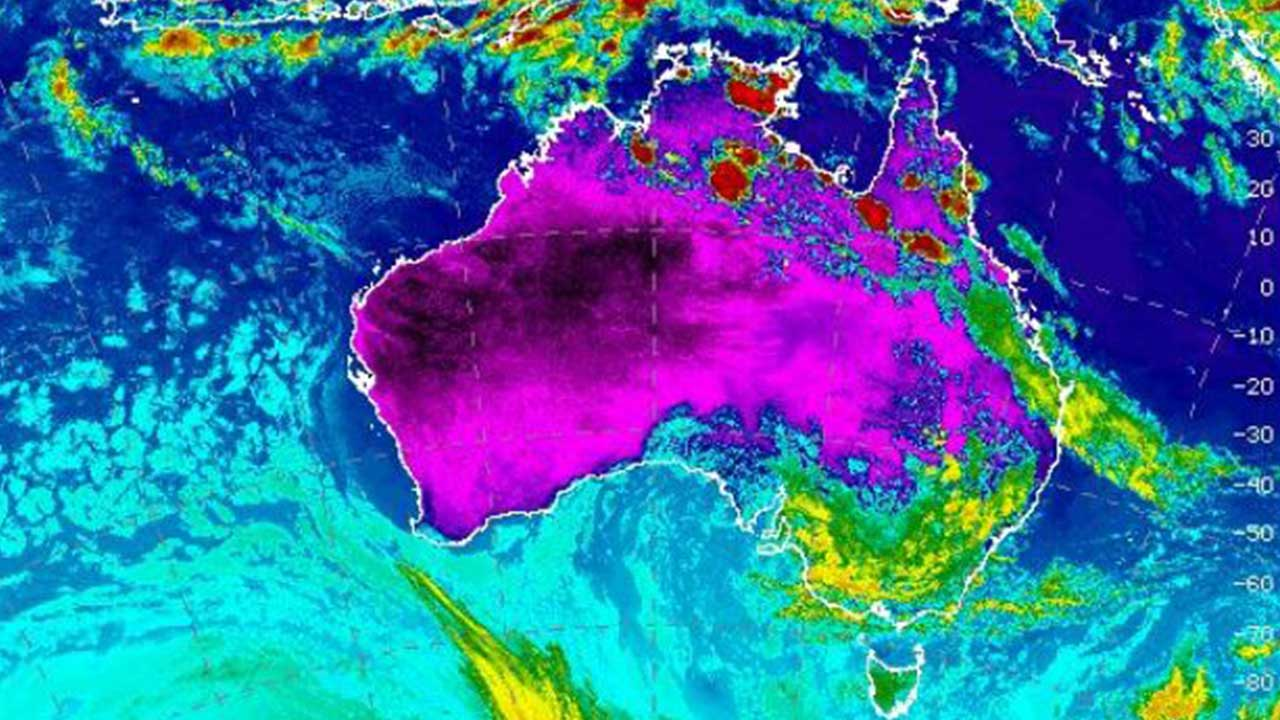 Flash flood warning: The Aussie state set to get hit with one month's rain in just 24 hours