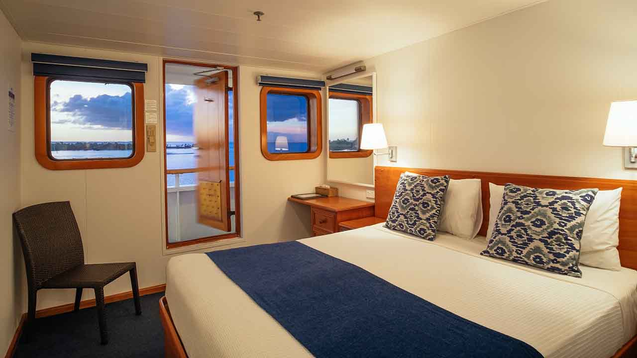 Why you should always avoid this cruise cabin