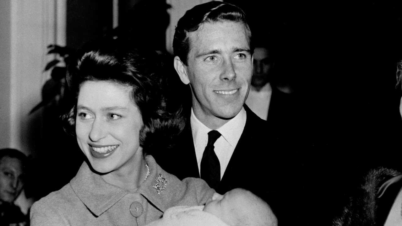Inside The Tragic Marriage Of Princess Margaret And Antony