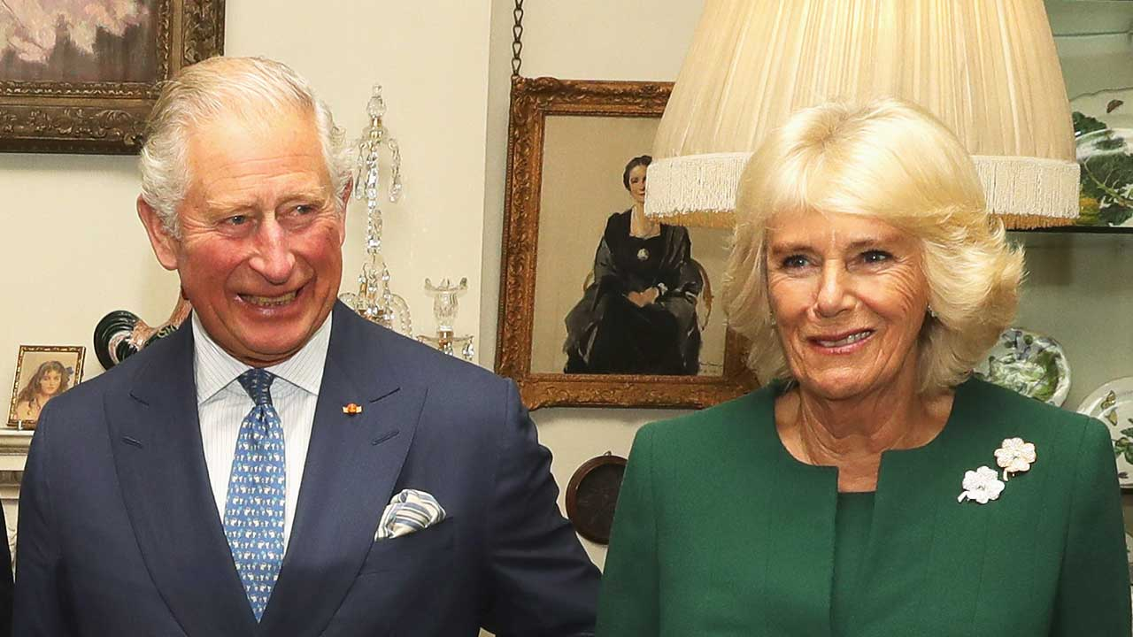 The unseen photo Prince Charles proudly has on display in his home
