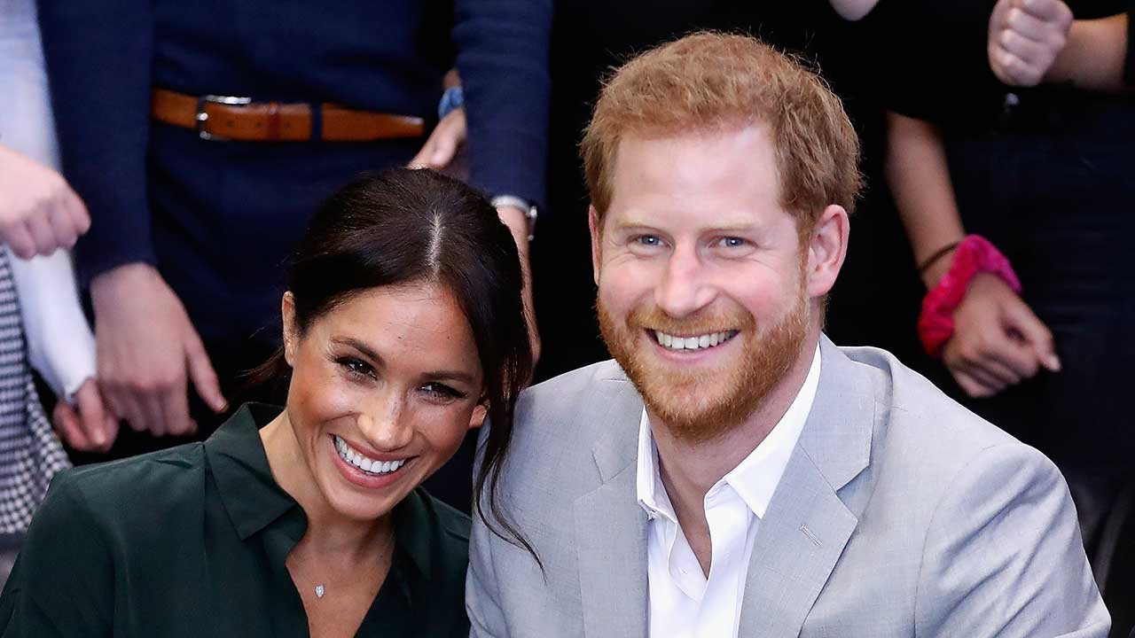 "The ""hidden meaning"" in Prince Harry and Duchess Meghan's Christmas card"